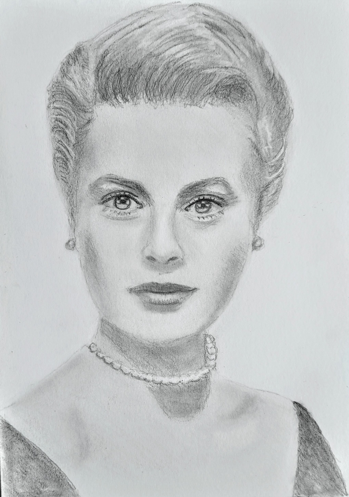 Grace Kelly por paulb